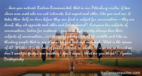 Quotes About Rodion