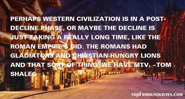 Quotes About Roman Gladiators