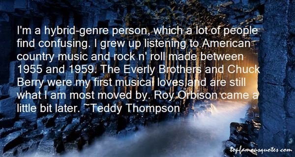 Quotes About Roy Orbison