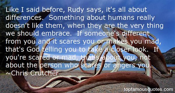 Quotes About Rudy