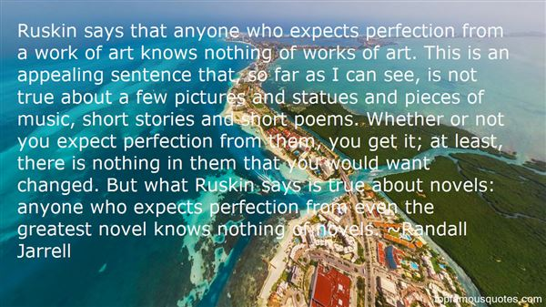 Quotes About Ruskin