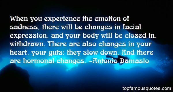 Quotes About Sad Change