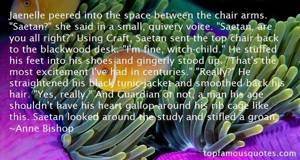 Quotes About Saetan