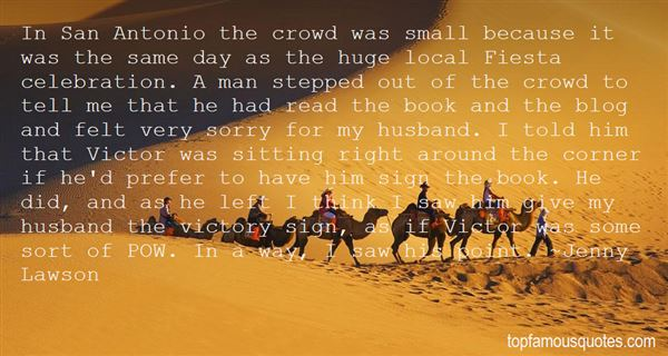 Quotes About San Antonio