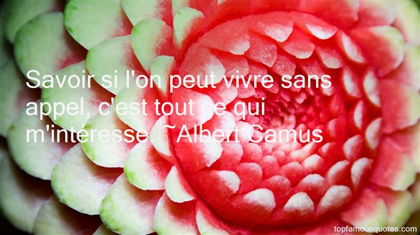 Quotes About Savoir Vivre