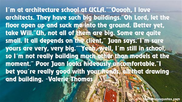 Quotes About School Buildings