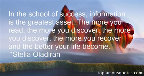 Quotes About School Success