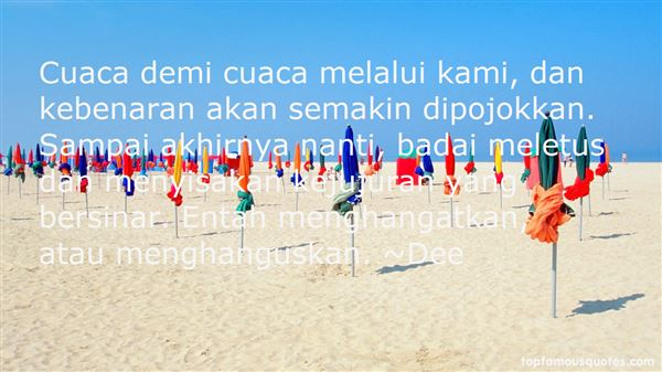 Quotes About Sema
