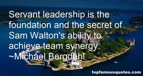 Quotes About Servant Leadership