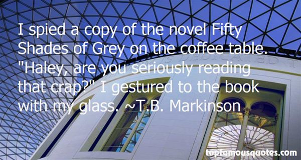 Quotes About Shades Of Grey