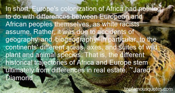 Quotes About Short Geography