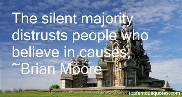 Quotes About Silent Majority