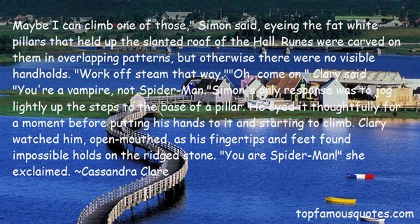 Quotes About Simon And Clary