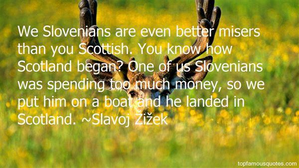 Quotes About Slovenians