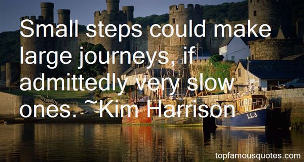 Quotes About Small Steps