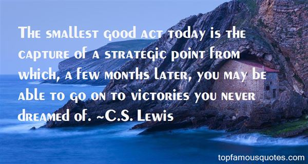 Quotes About Small Victories