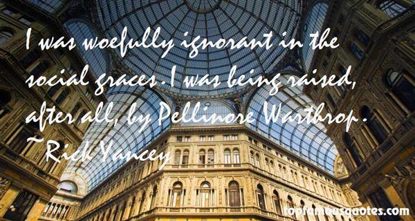 Quotes About Social Graces