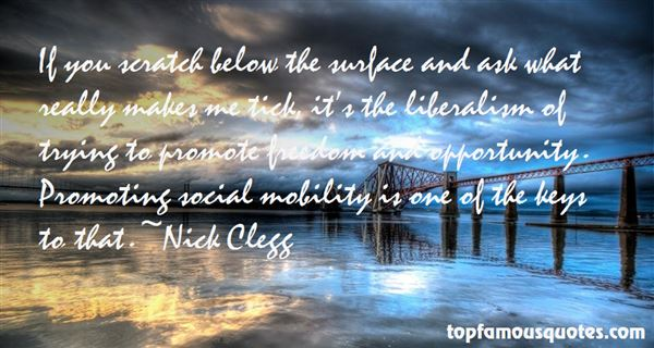 Quotes About Social Mobility