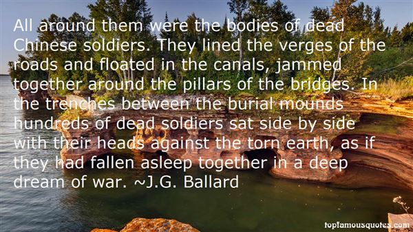 Quotes About Soldiers And War