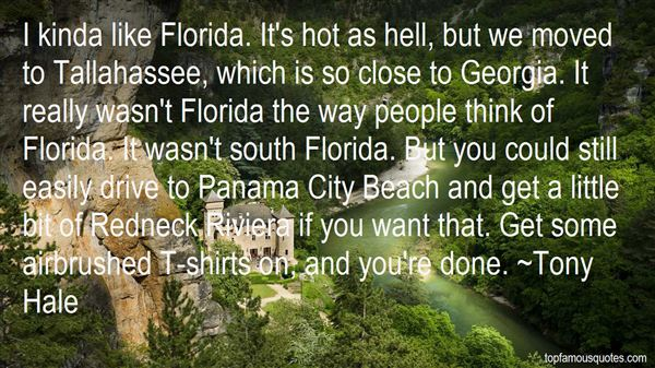 Quotes About South Beach