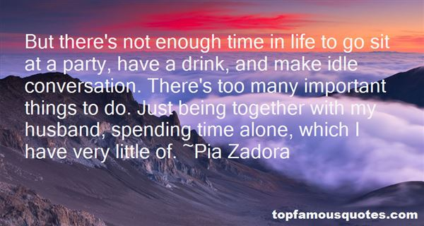 Quotes About Spending Time Alone