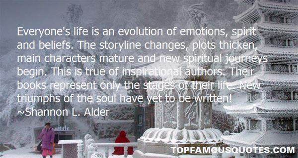 Quotes About Spirit Of Life