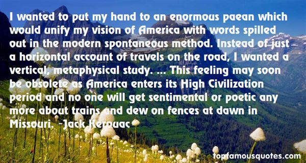 Quotes About Spontaneous Travel