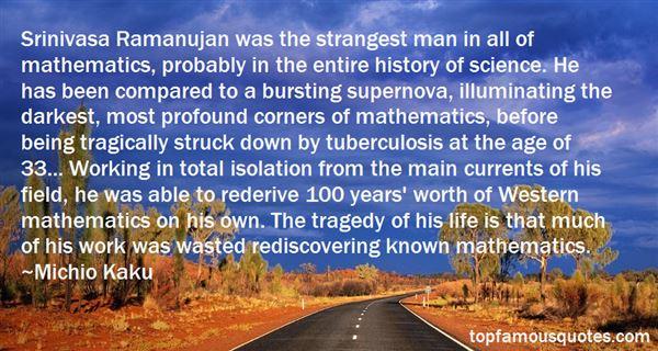 Quotes About Srinivasa