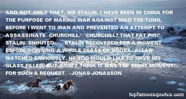 Quotes About Stalin Churchill