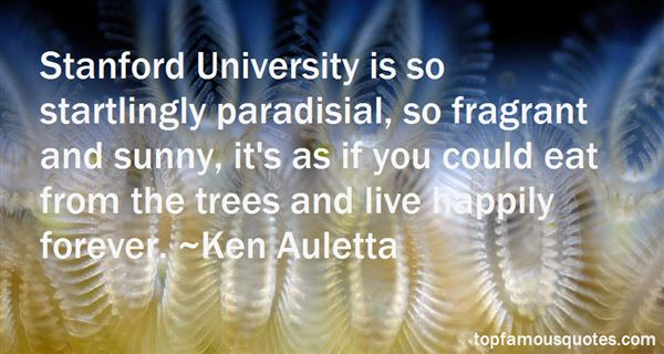 Quotes About Stanford University