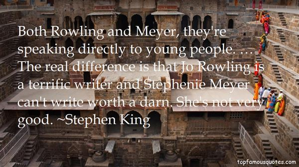 Quotes About Stephenie