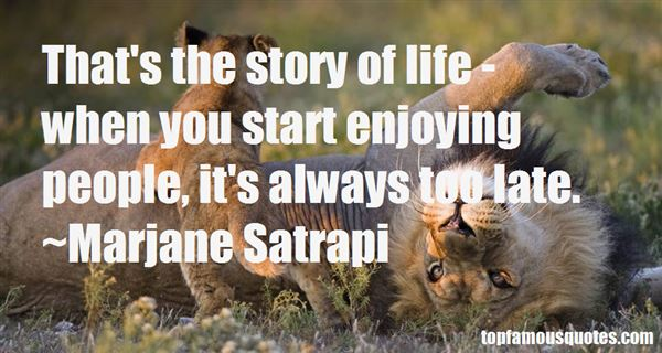 Quotes About Story Of Life