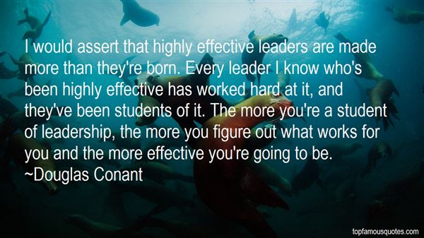 Quotes About Student Leadership