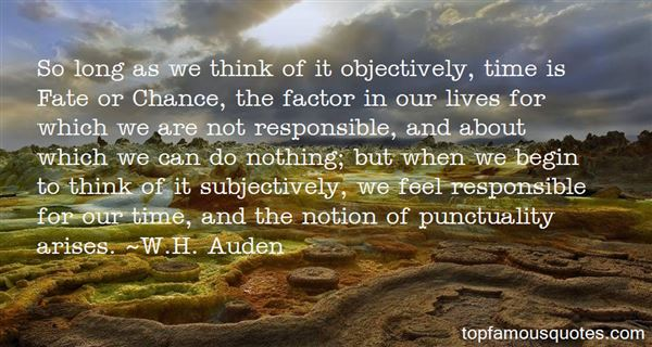 Quotes About Subjective