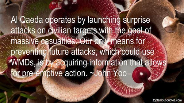 Quotes About Surprise Attacks