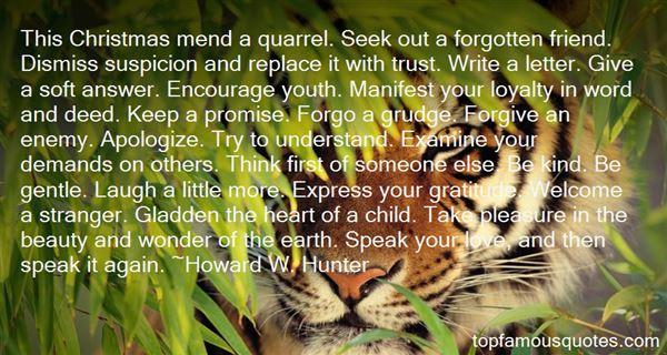 Quotes About Suspicion And Trust