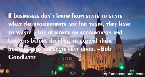 Quotes About Tax