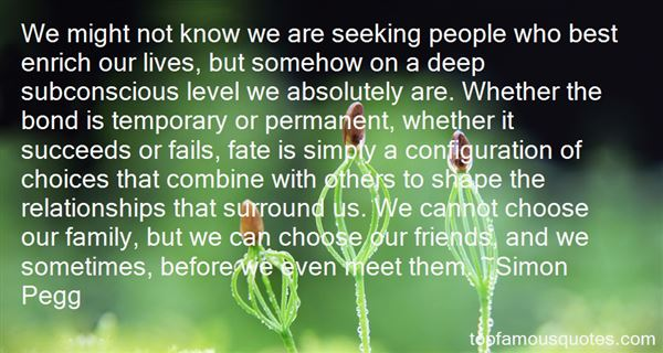 Quotes About Temporary Friends