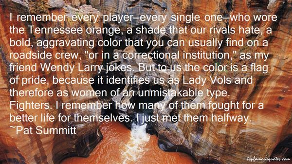 Quotes About Tennessee Vols