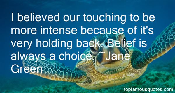 Quotes About Tense
