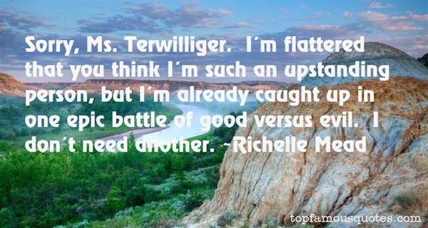 Quotes About Terwilliger