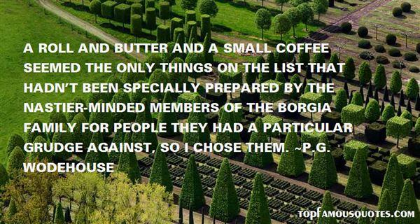 Quotes About The Borgia Family