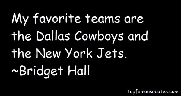 Quotes About The New York Jets