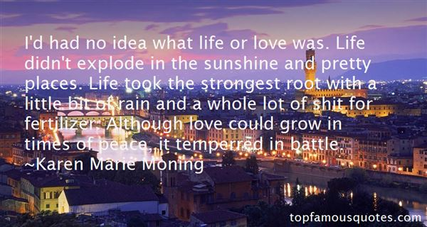 Quotes About The Strongest Love
