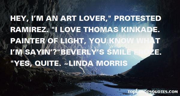 Quotes About Thomas Kinkade