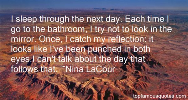 Quotes About Through My Eyes