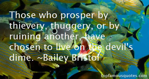 Quotes About Thuggery