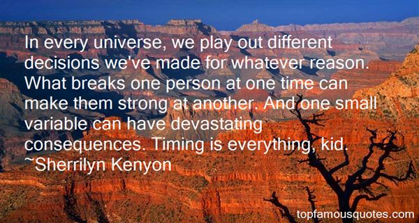 Quotes About Timing Is Everything