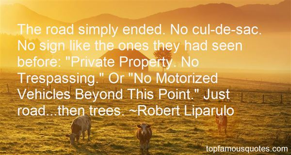 Quotes About Trespassing