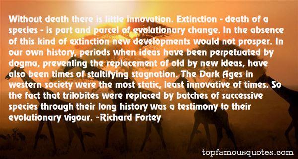 Quotes About Trilobites